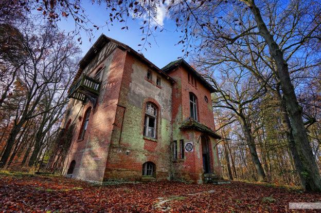 Heilstätten Grabowsee - Haus 34
