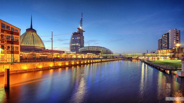 Alter Hafen Bremerhafen Atlantic Hotel